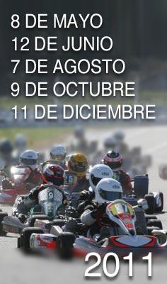 Fechas Camponato Argentino de Karting